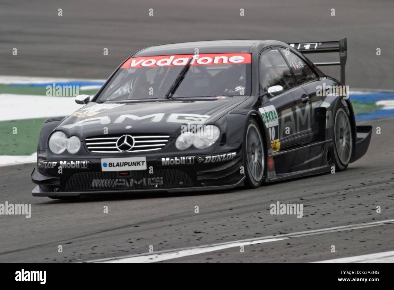Jean Alesi, FRA, DTM, Hockenheim, Germany, 2003 - Stock Image