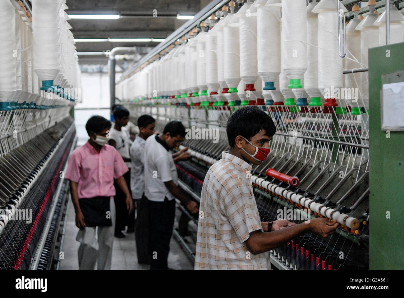 Sweatshop Bangladesh Stock Photos & Sweatshop Bangladesh