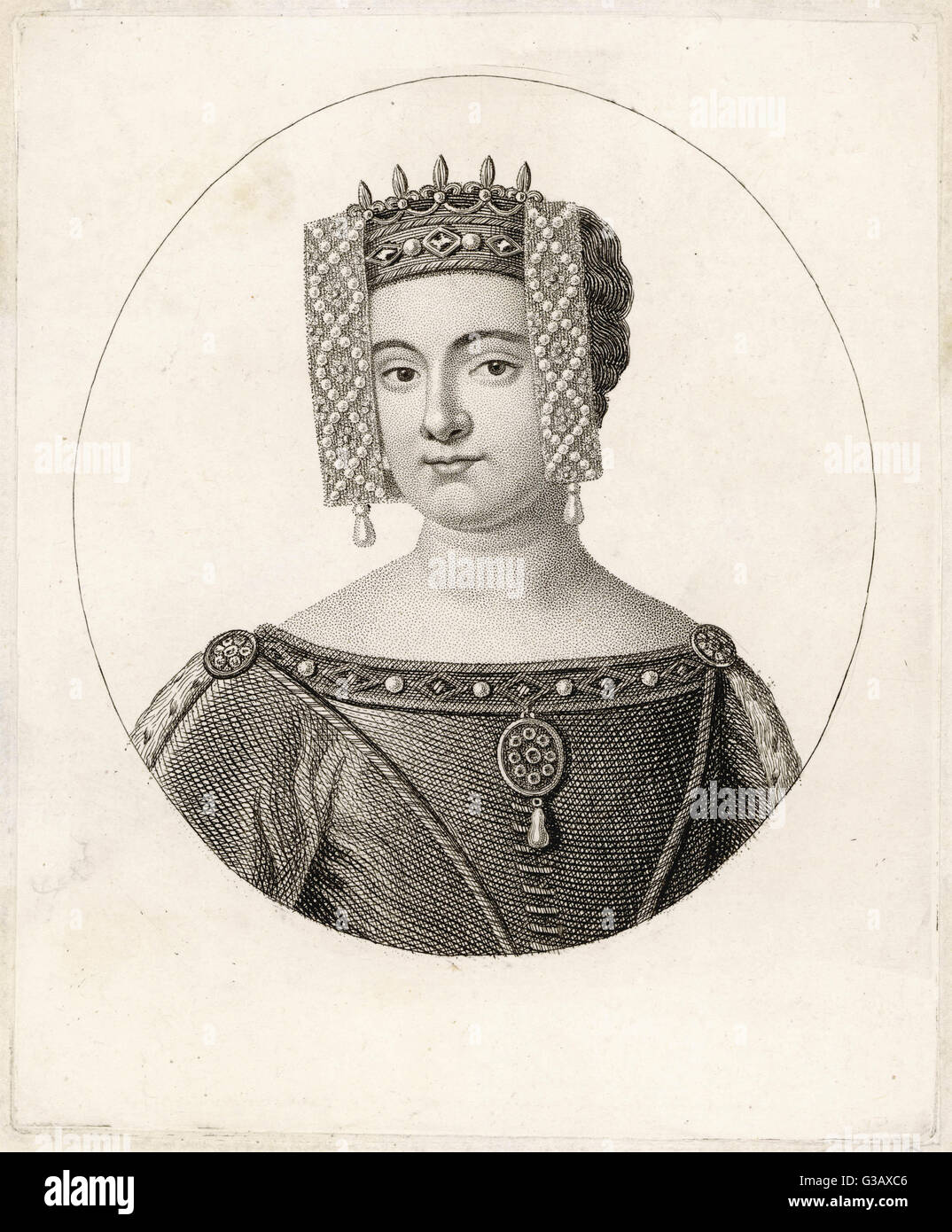 PHILIPPA OF HAINAULT Wife of E...