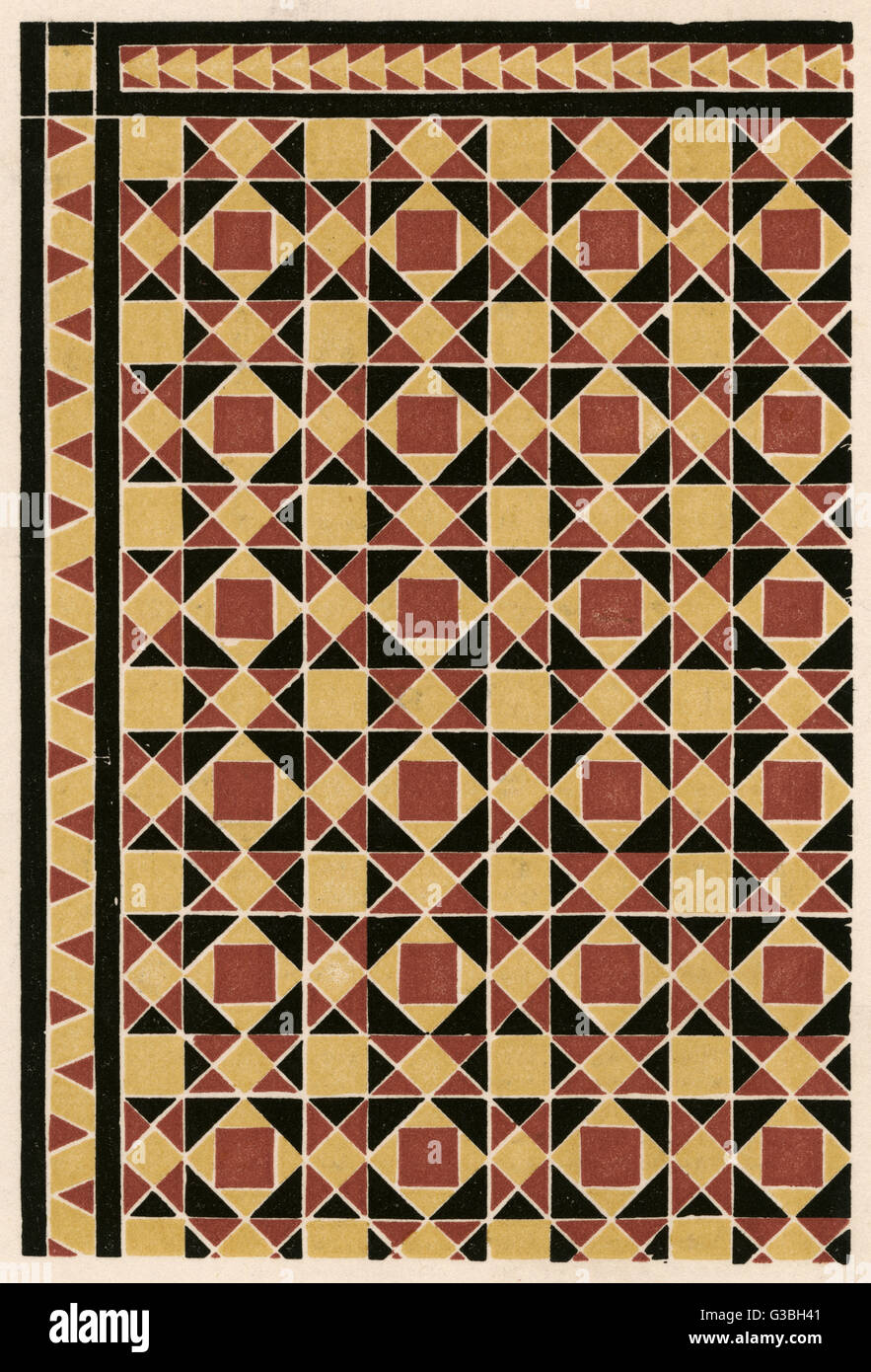 Dating minton tiles