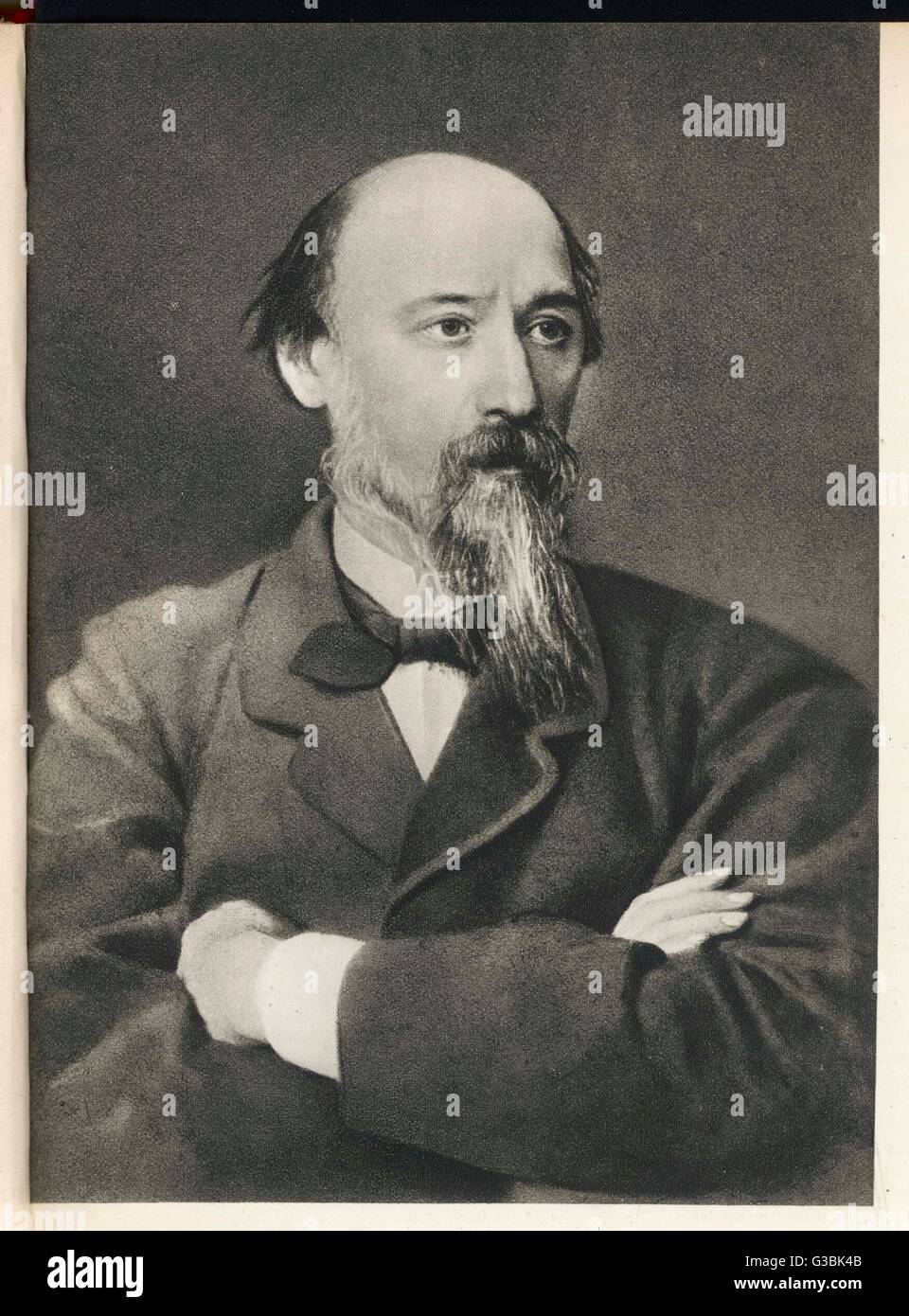 Nikolay Nekrasov: a short biography of the Russian classic