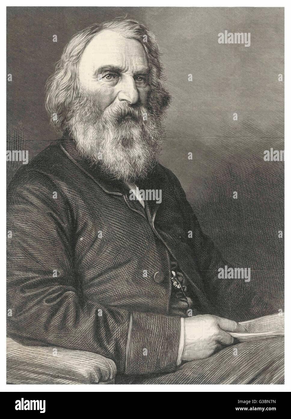 Henry Longfellow: Biography and Creativity