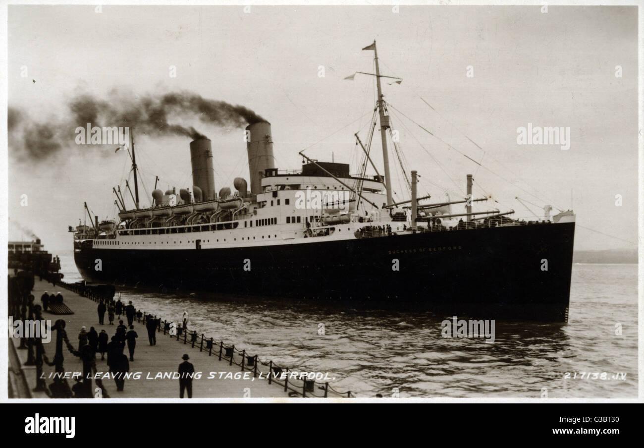 Cruise Ships 1930s Stock Photos Amp Cruise Ships 1930s Stock