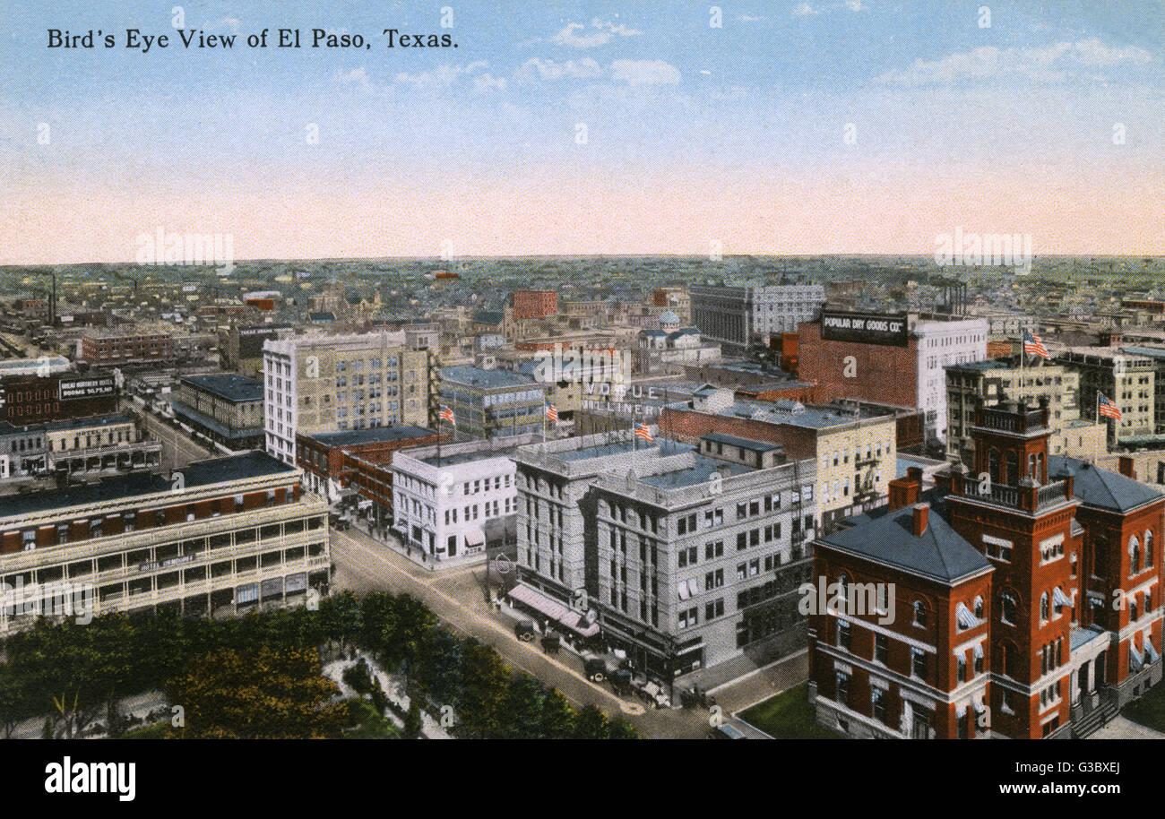 Datation El Paso TX