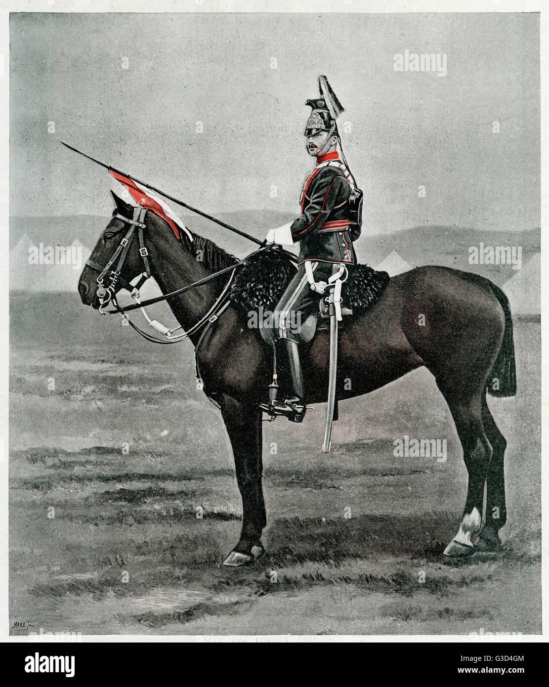 Cavalry Regiments Stock Photos & Cavalry Regiments Stock