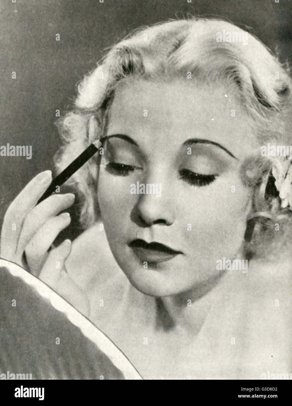 Una Merkel (December 10, 1903  January 2, 1986) was an American stage, film and television actress.  Pictured in - Stock Image