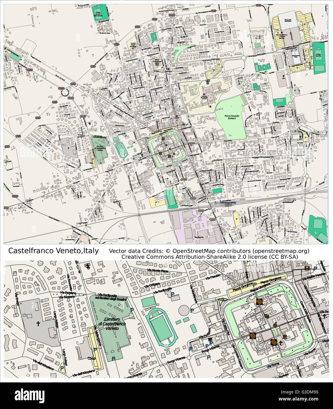 Castelfranco Veneto Stock Photos & Castelfranco Veneto ...