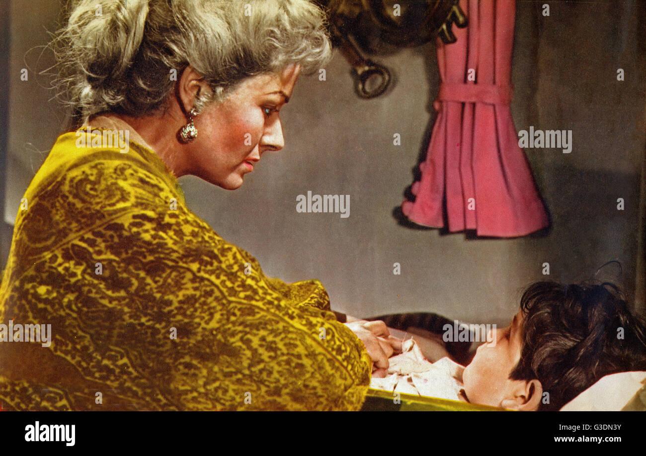 Laughing Anne, aka: Anna von Singapur, Großbritannien 1954, Regie: Herbert Wilcox, Darsteller: Margaret Lockwood - Stock Image