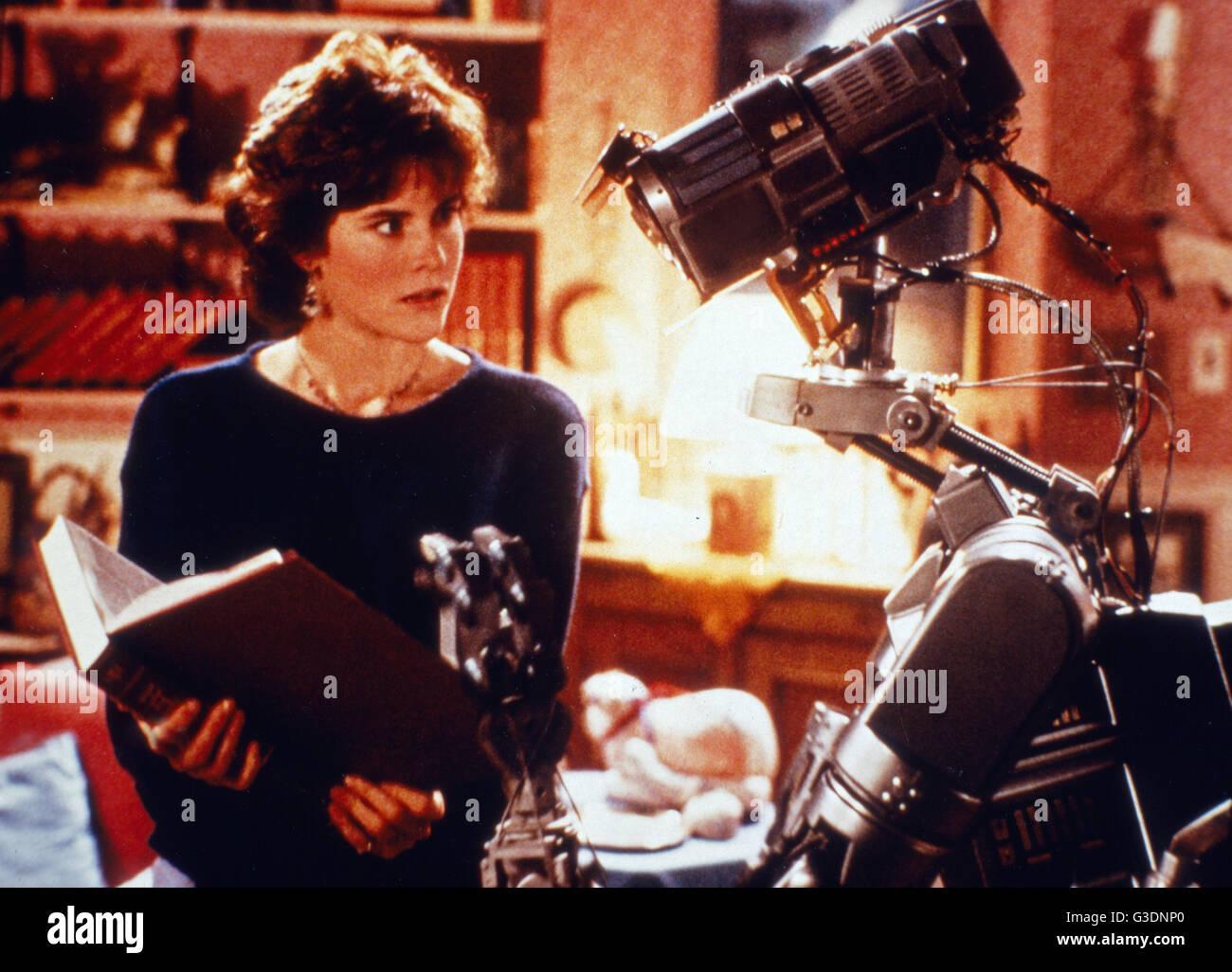 Short Circuit 1986 Stock Photos Images 10 Johnny 5 From And 2 Aka Nummer Lebt Usa Regie John