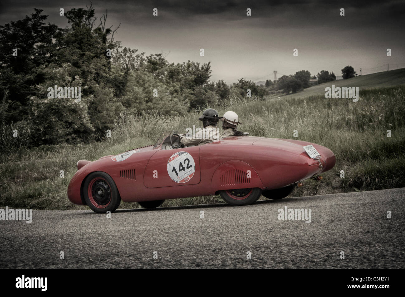 S.I.A.T.A. Pescara 1939 - Stock Image