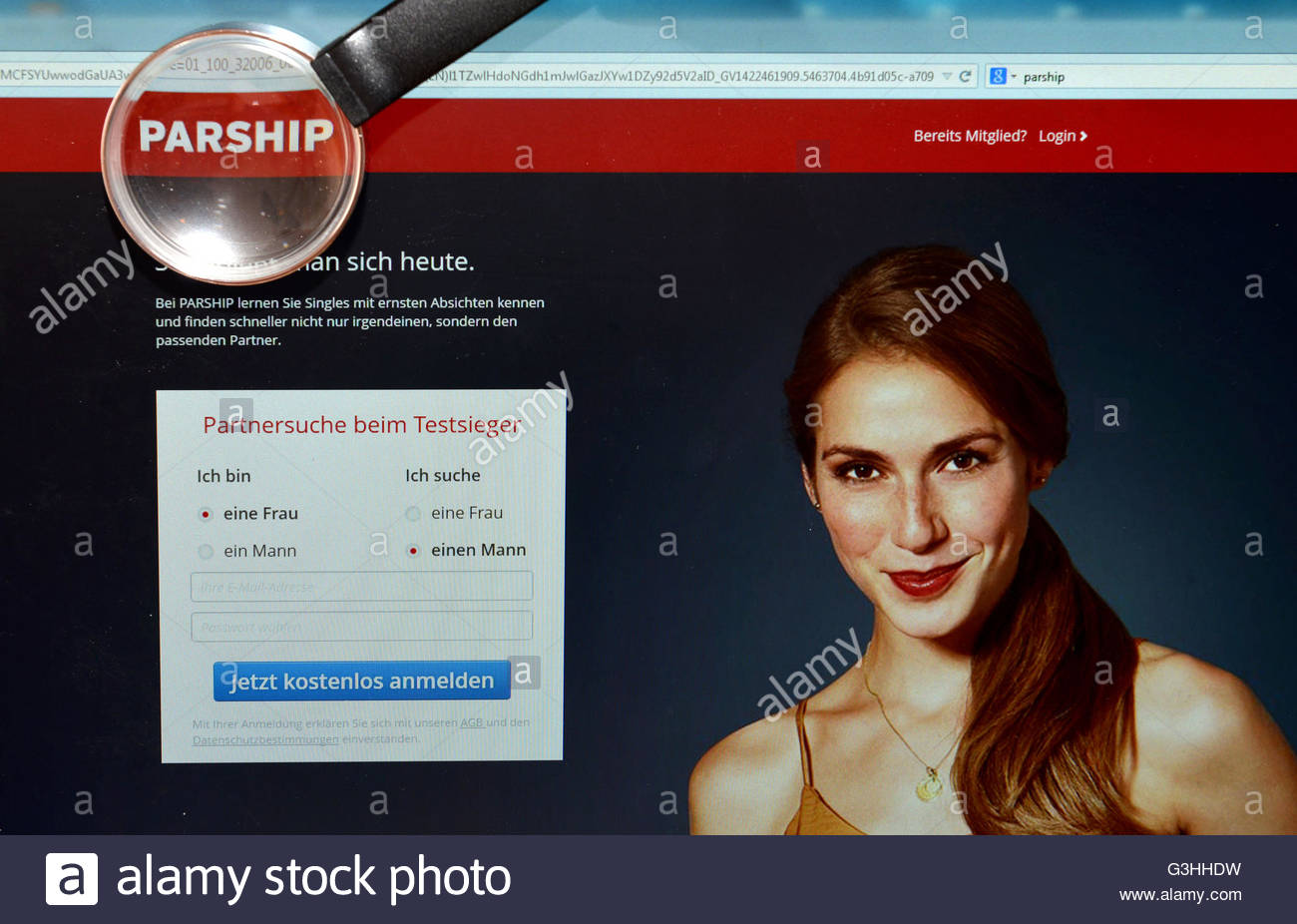 online dating in germany in english