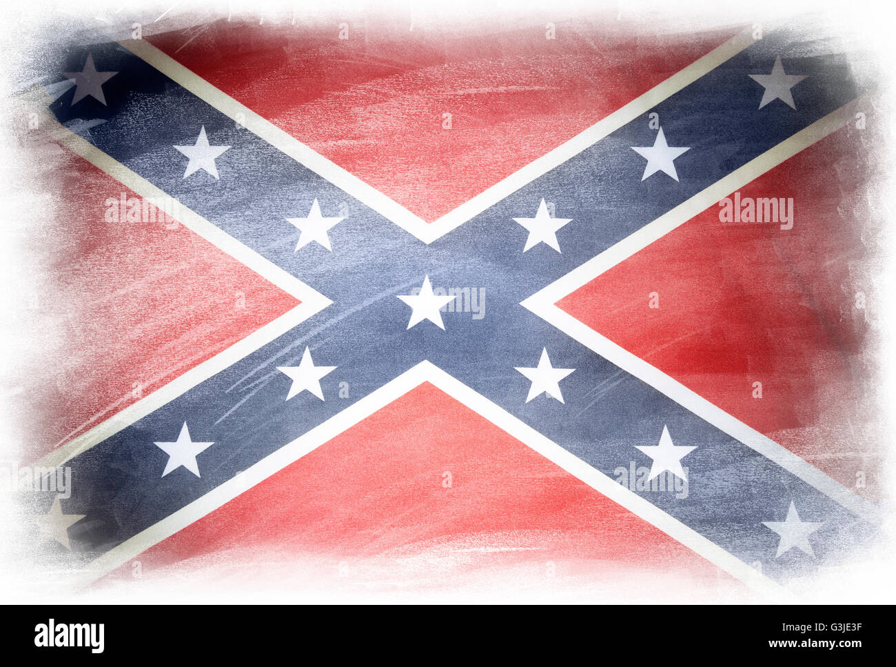 rebel flag cut out stock images pictures alamy