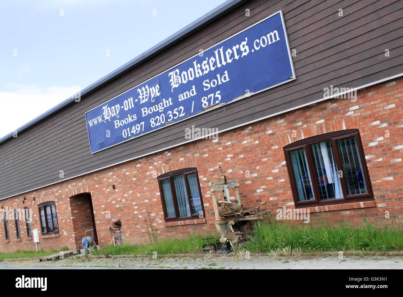 Hay-on-Wye Booksellers online bookshop, Gipsy Castle Lane