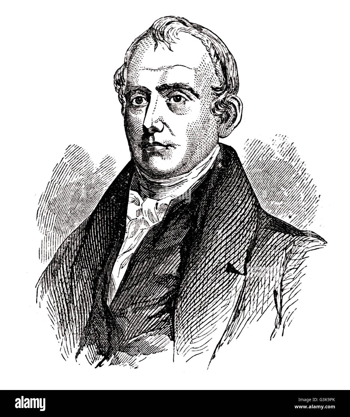 Samuel Slater - Stock Image