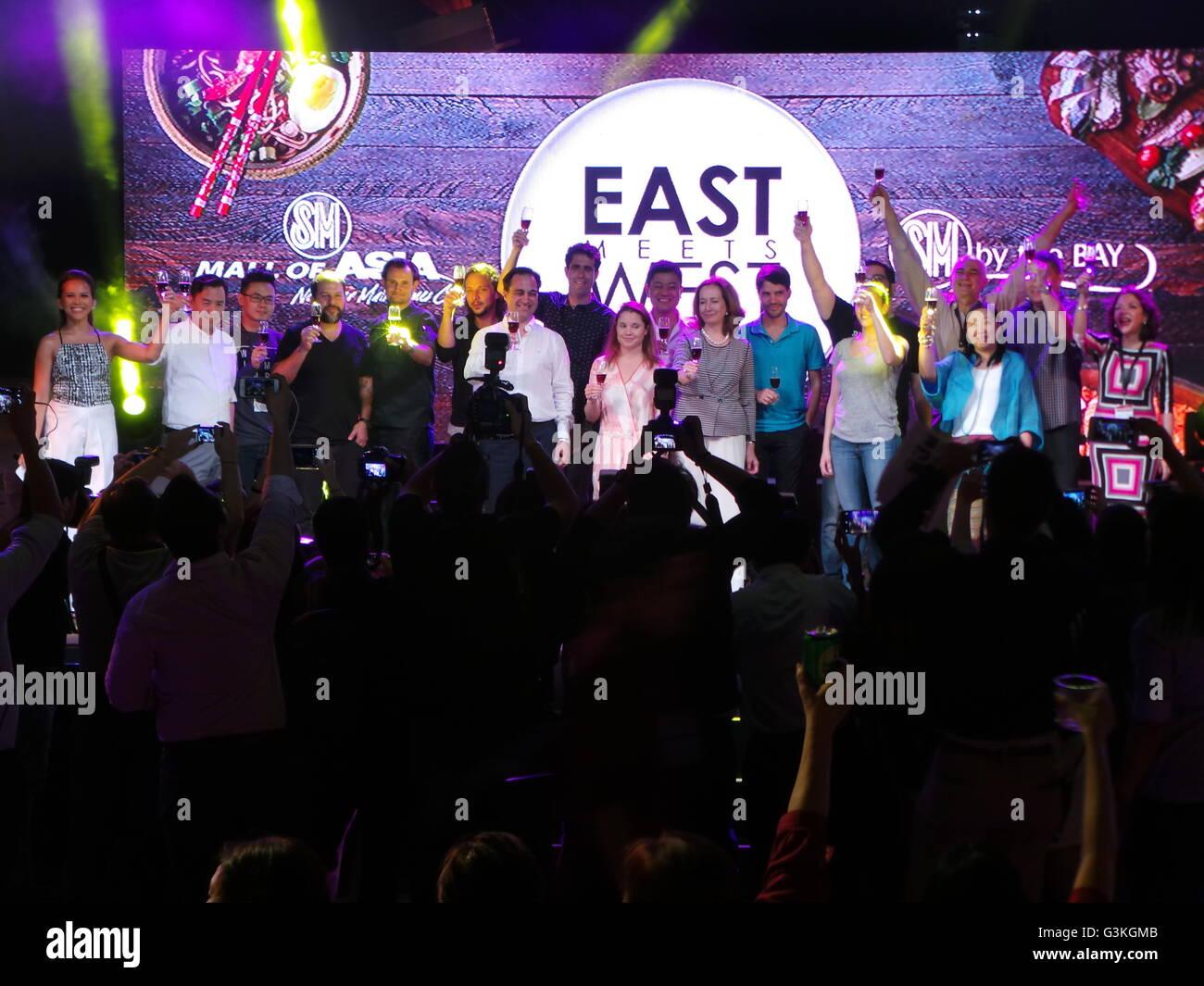 east meet west