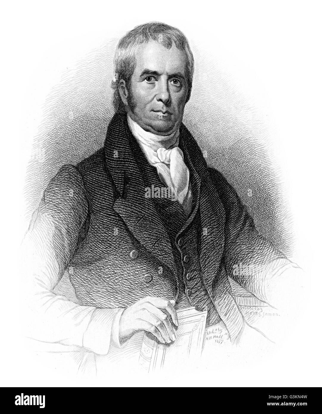 John Marshall, 1755 - 6183 - Stock Image