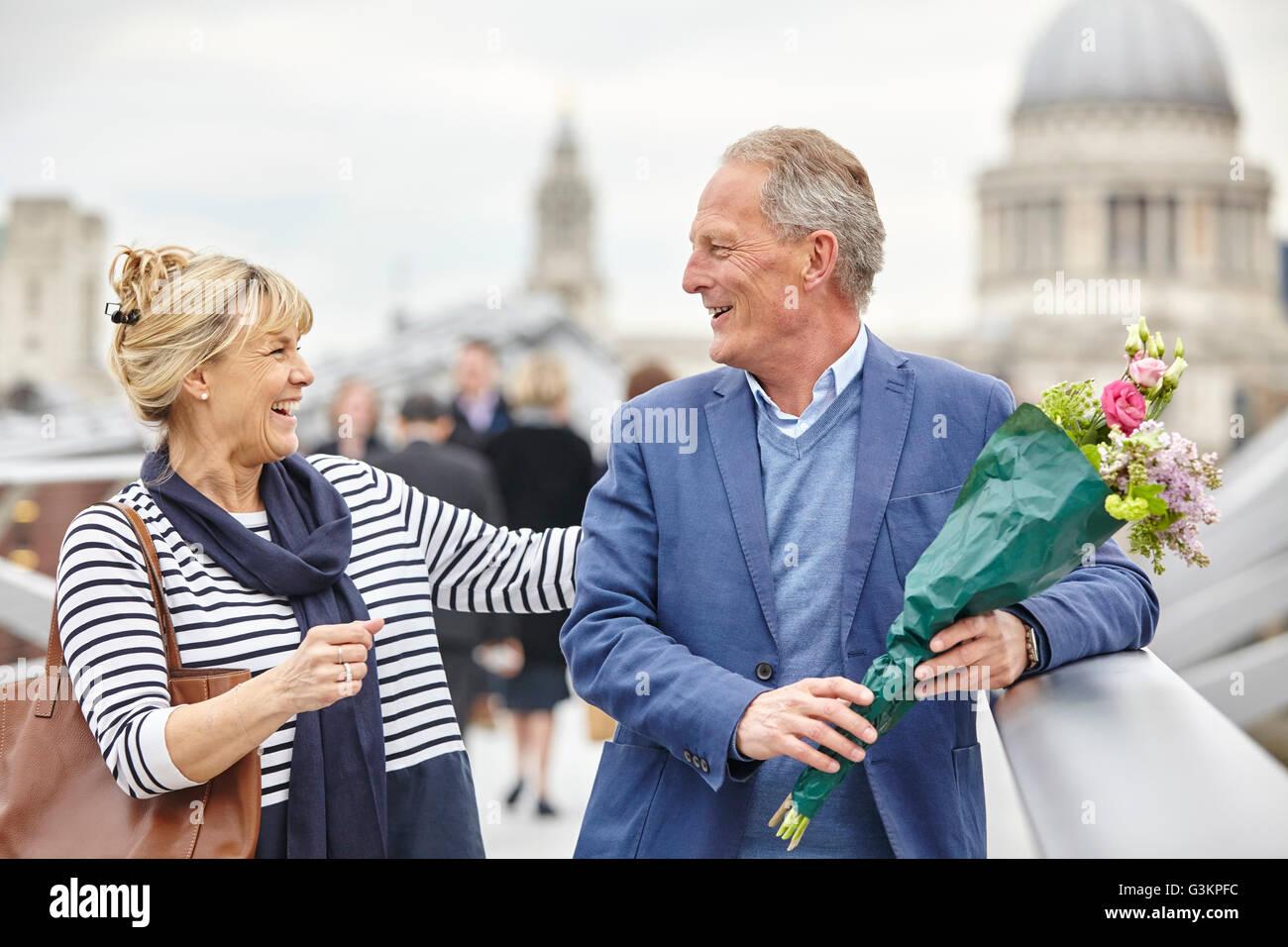 Dating för seniorer UK