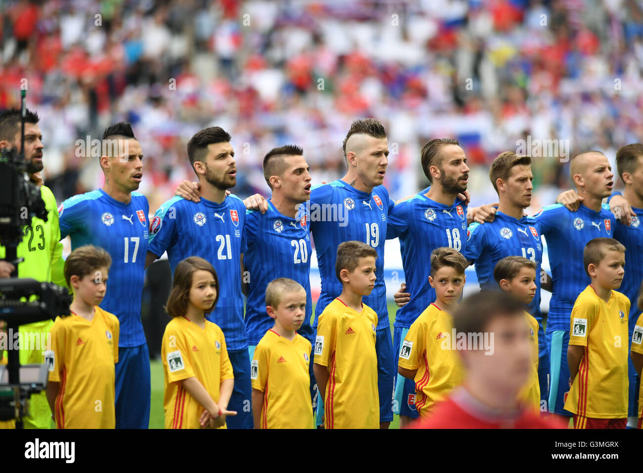 Slovakia National Soccer Team Stock Photos & Slovakia ...