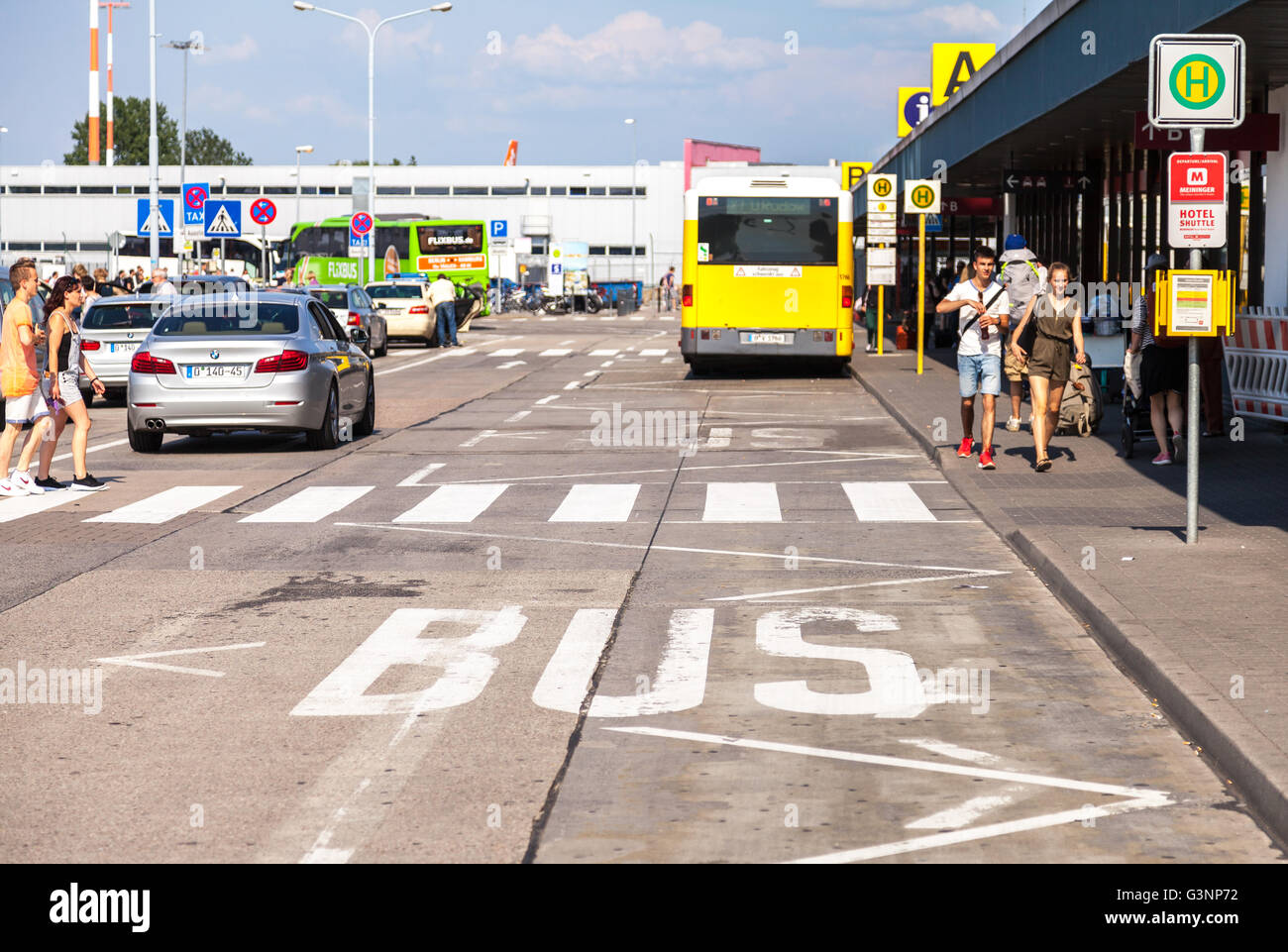 germany bus stop shelter stock photos germany bus stop shelter stock images alamy. Black Bedroom Furniture Sets. Home Design Ideas