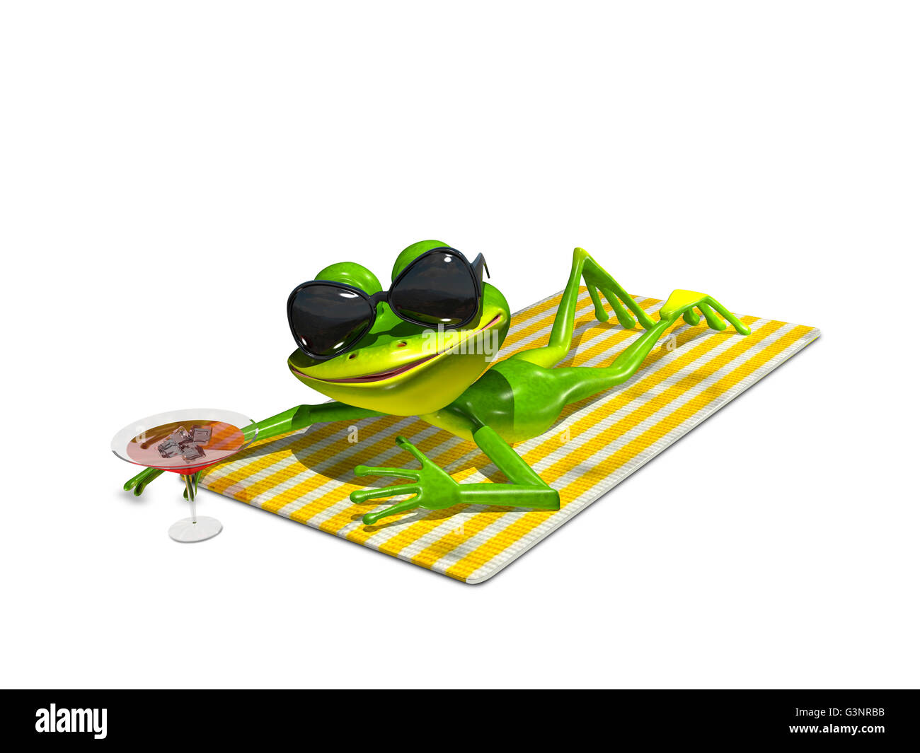 Frog Glasses Stock Photos Frog Glasses Stock Images Alamy