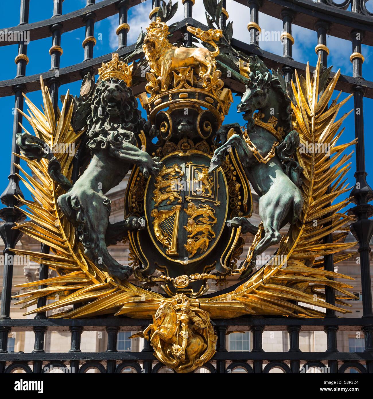 Royal Crest Stock Phot...