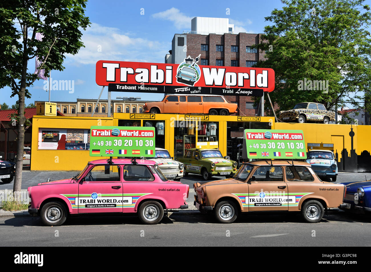 trabi safari speed dating