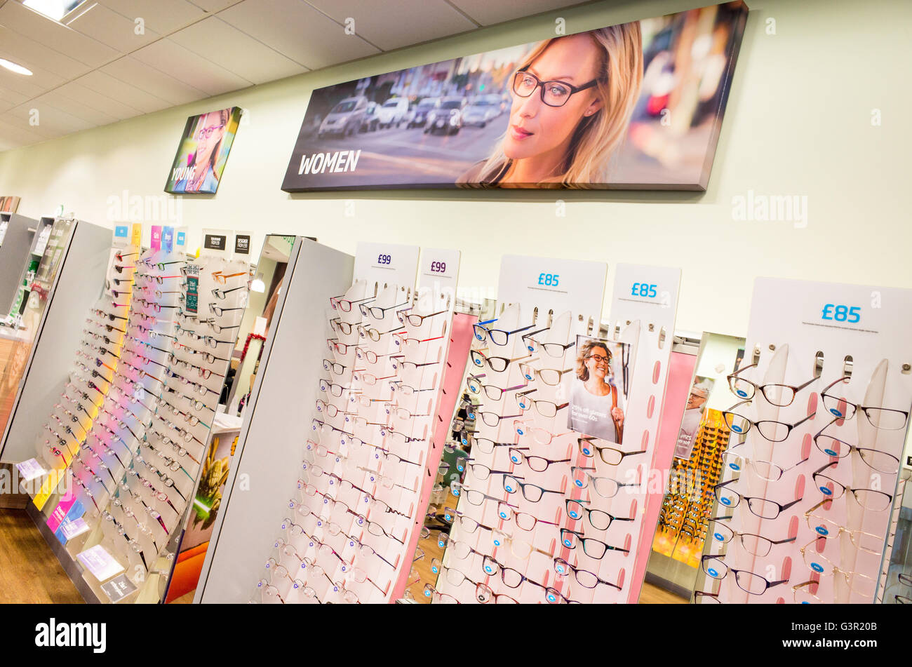 3ae983383f3 Specsavers Stock Photos   Specsavers Stock Images - Alamy