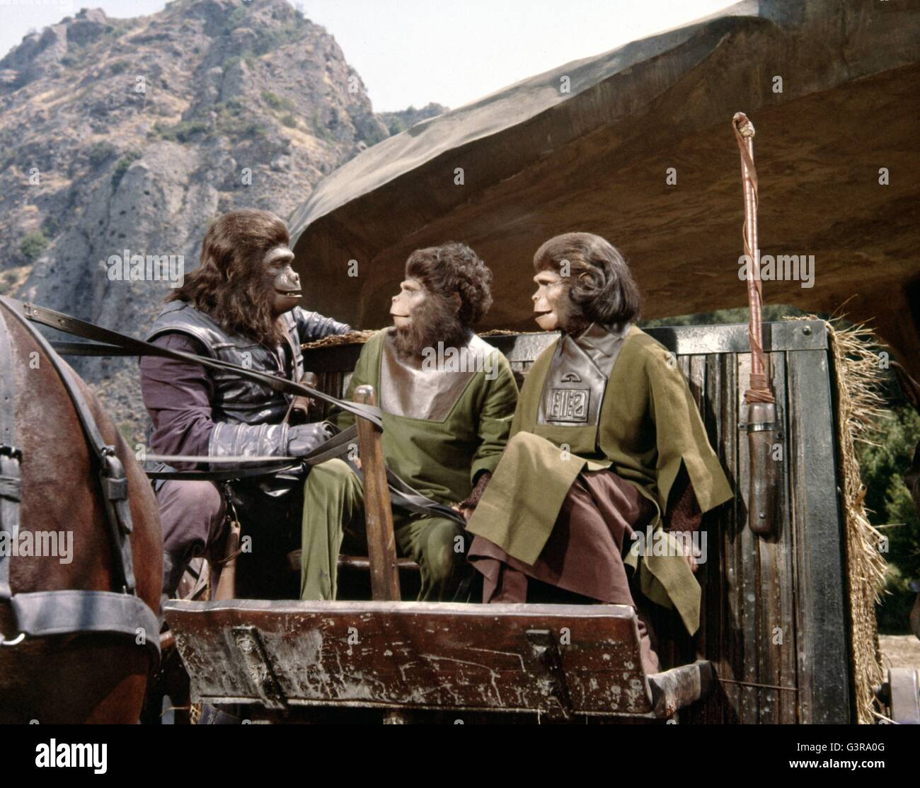 Roddy Mcdowall Planet Of The Apes Stock Photos Roddy Mcdowall
