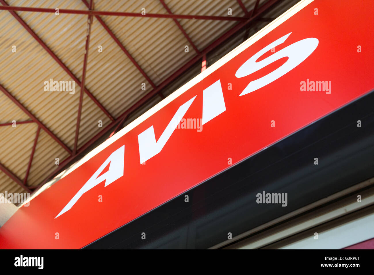 Avis Car Hire At Faro Airport
