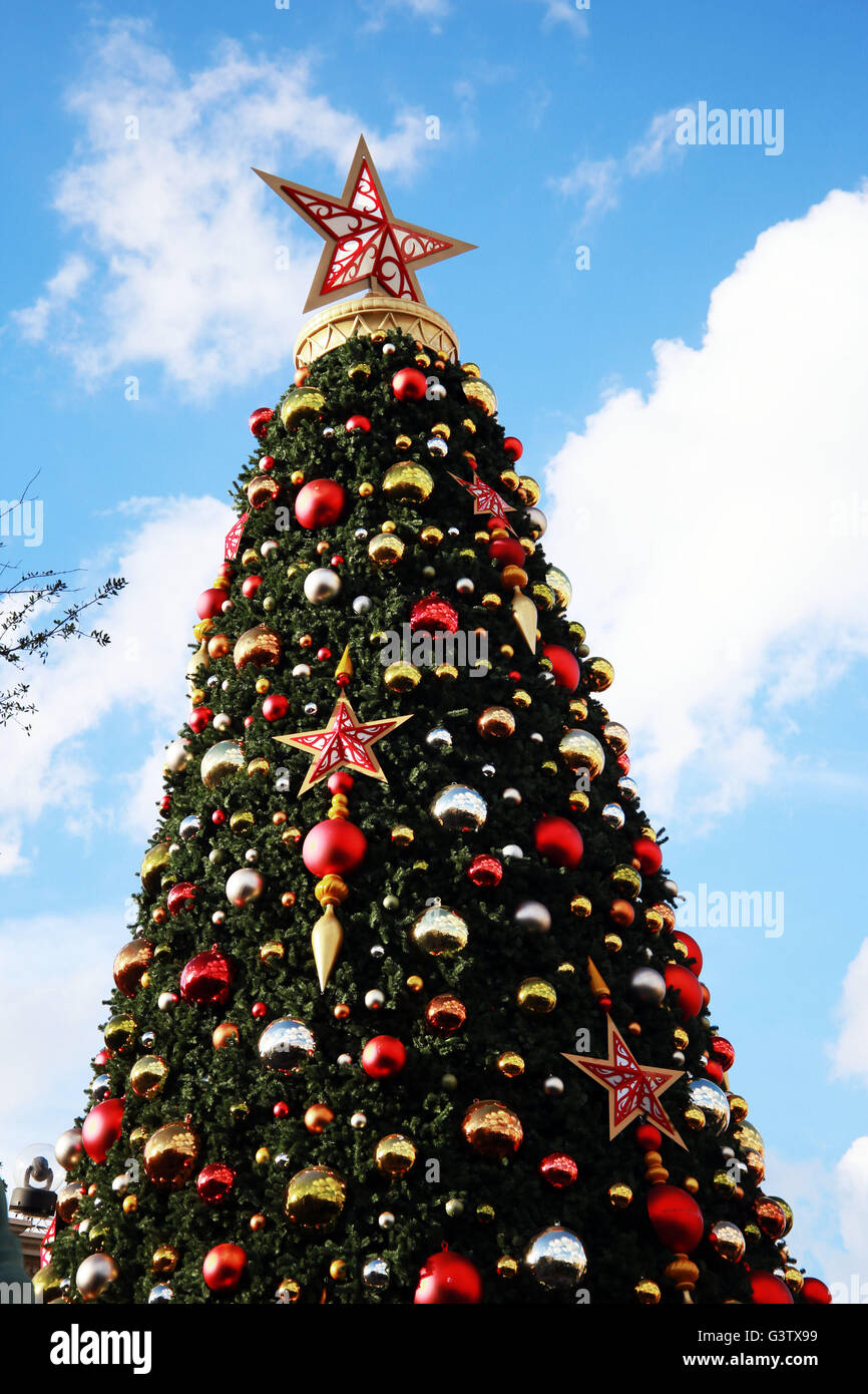 Christmas In Florida Images.Christmas In Florida Stock Photo 105653669 Alamy