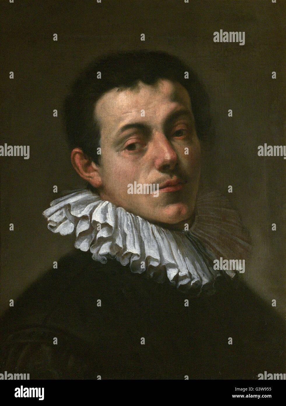Hans von Aachen - Portrait of ...