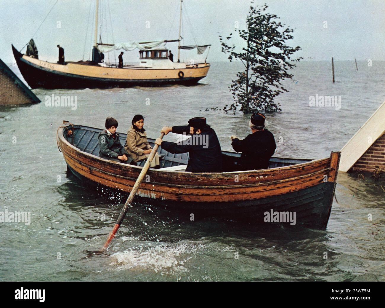 The Little Ark, aka: Wenn die Deiche brechen, USA 1972, Regie: James B. Clark, Darsteller: Stock Photo