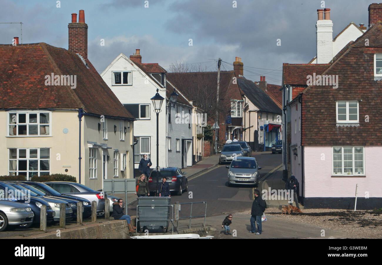 Emsworth, Hampshire - Stock Image