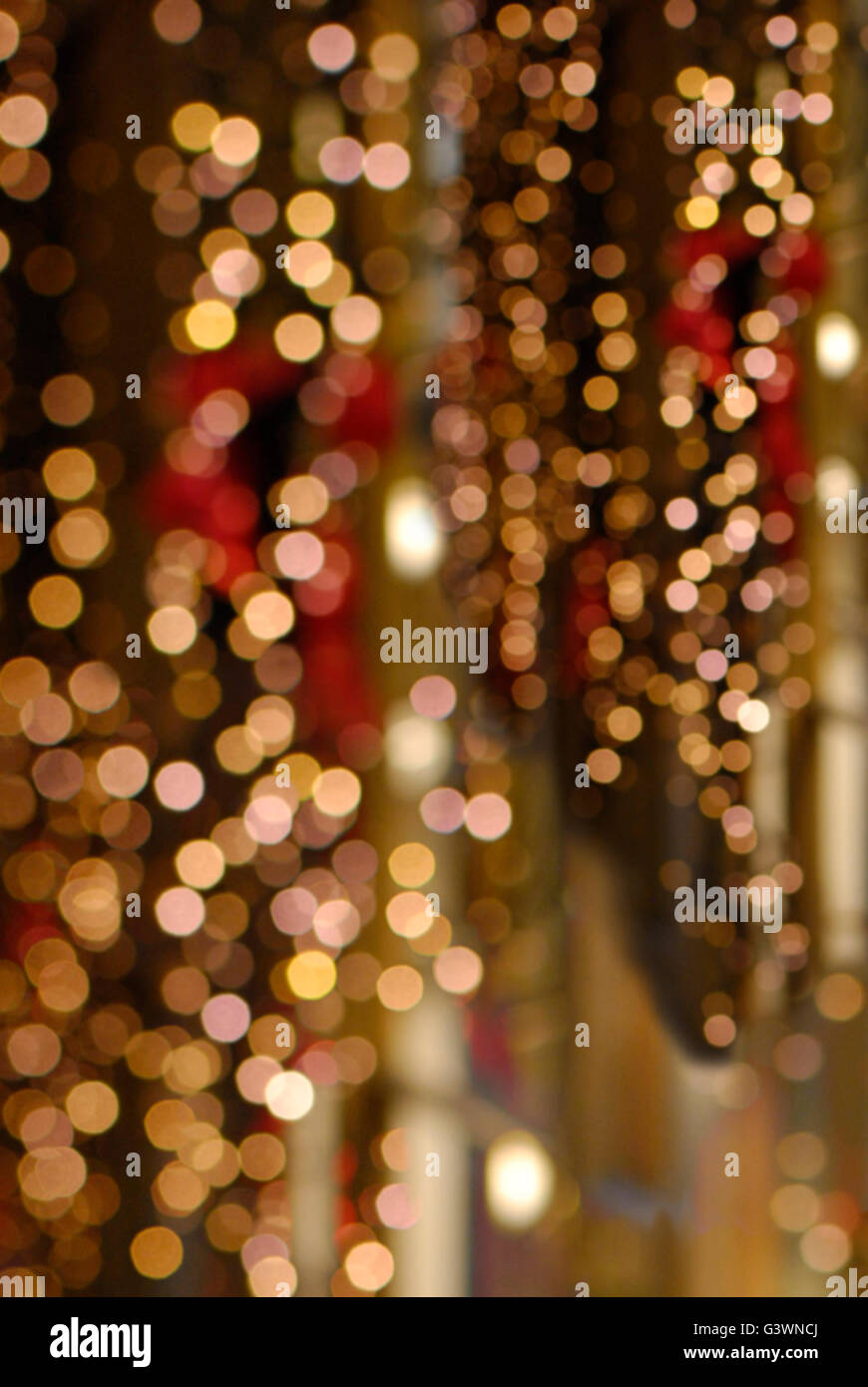 multicolored christmas lights blurred stock photo 105671794 alamy