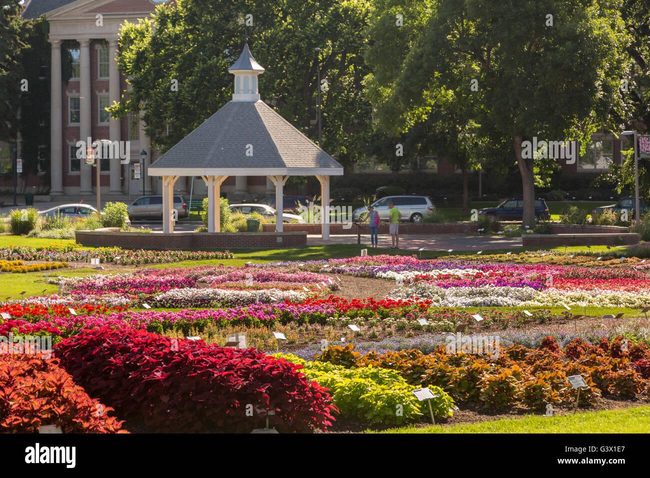 Garden State University Garden Ftempo