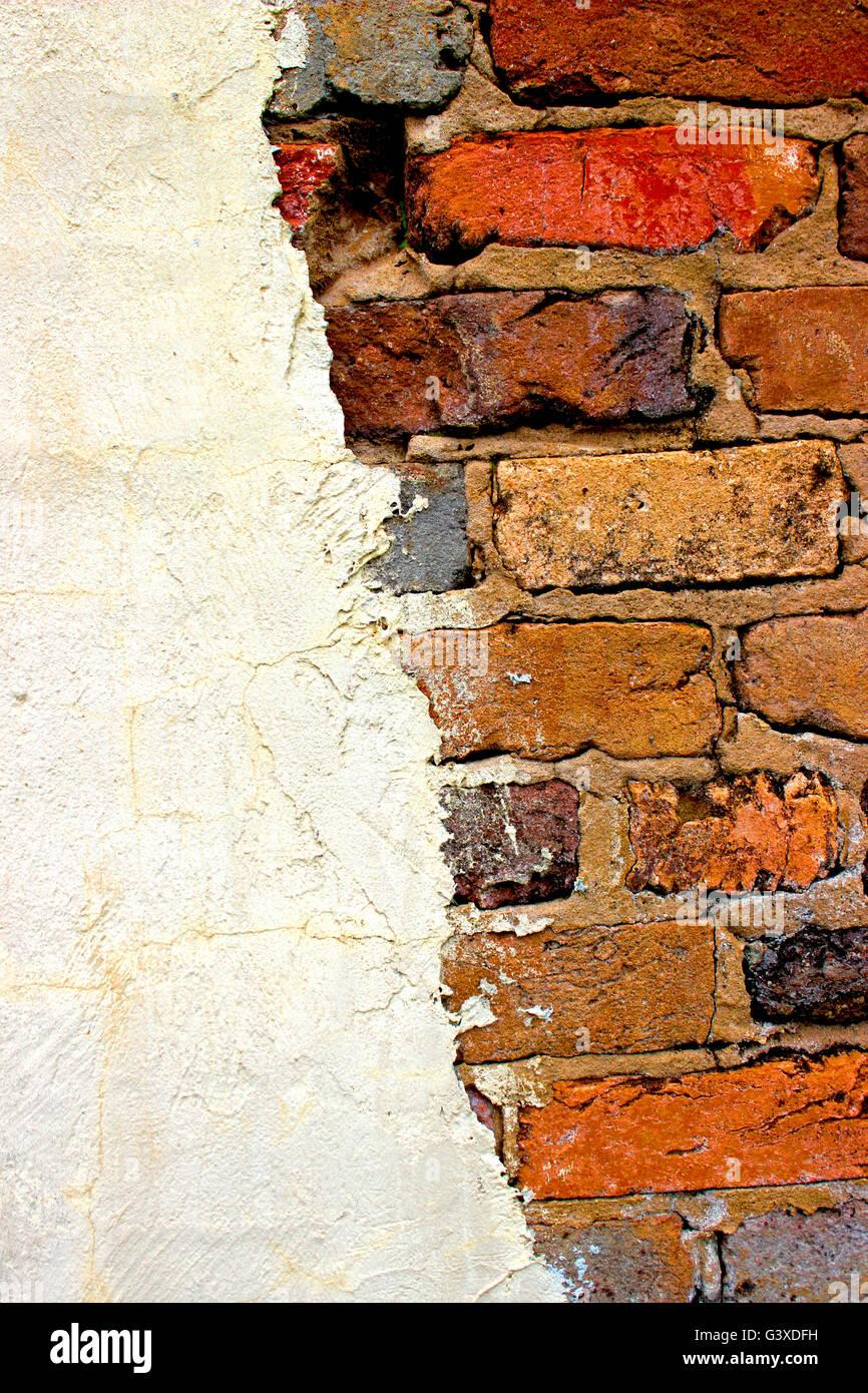 Colorful Bricks - Stock Image