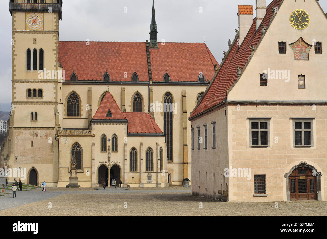 Saint Aegidius Stock s & Saint Aegidius Stock Alamy