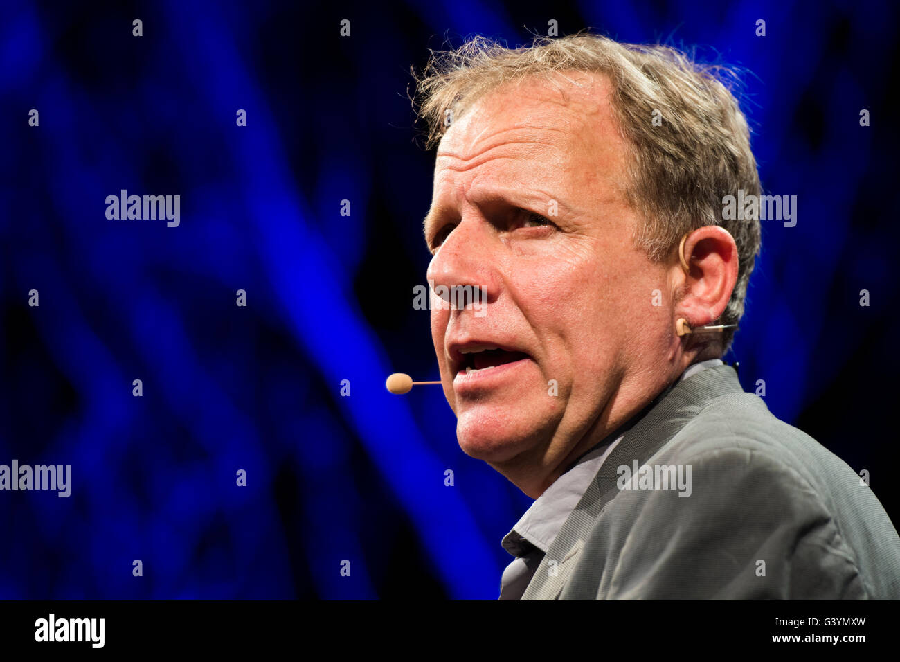 James Shapiro, James S. Shapiro is Professor of English and Comparative Literature at Columbia University  and renowned - Stock Image
