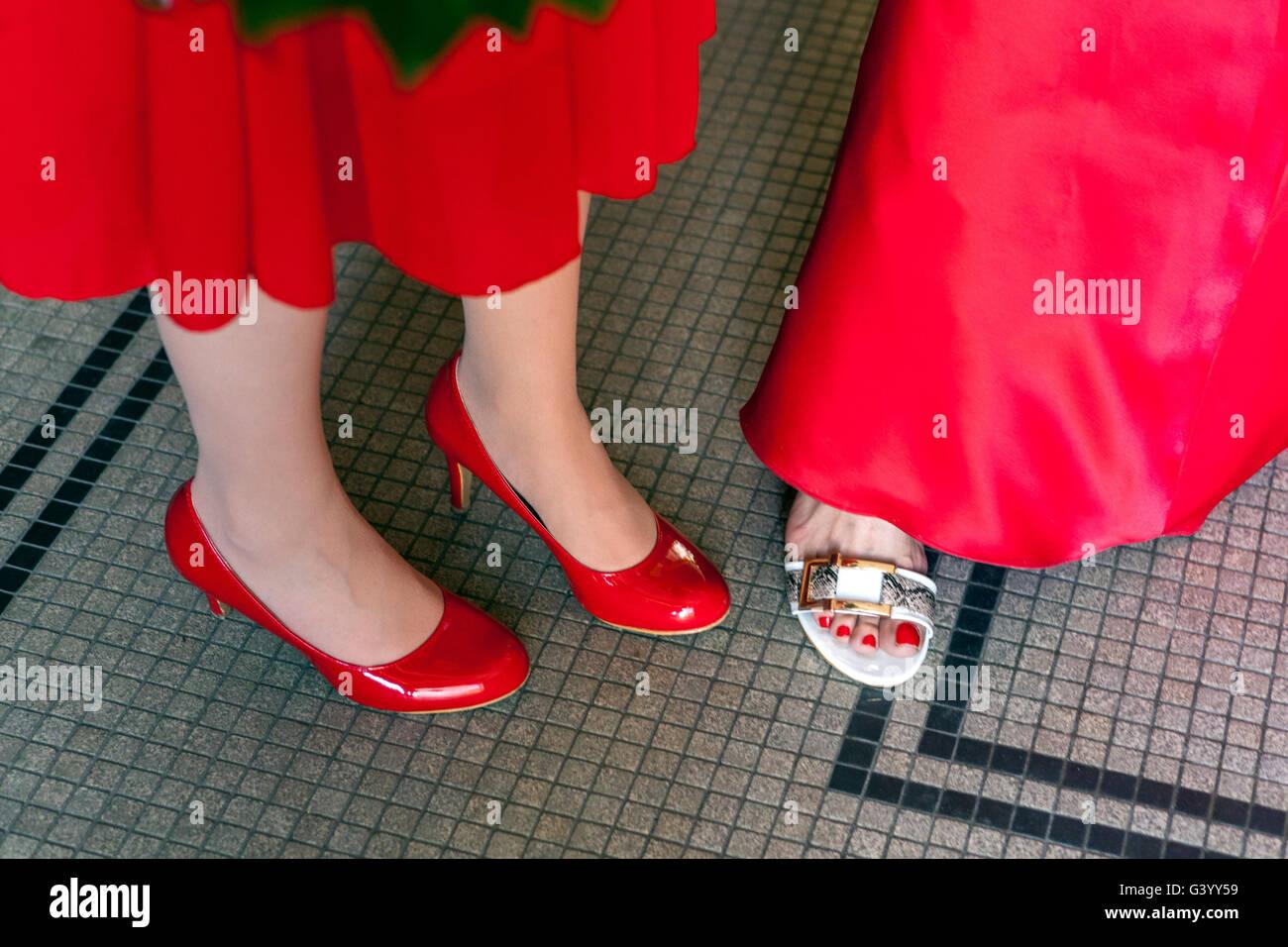 0ccc78fbc Women Shoes Stock Photos & Women Shoes Stock Images - Alamy