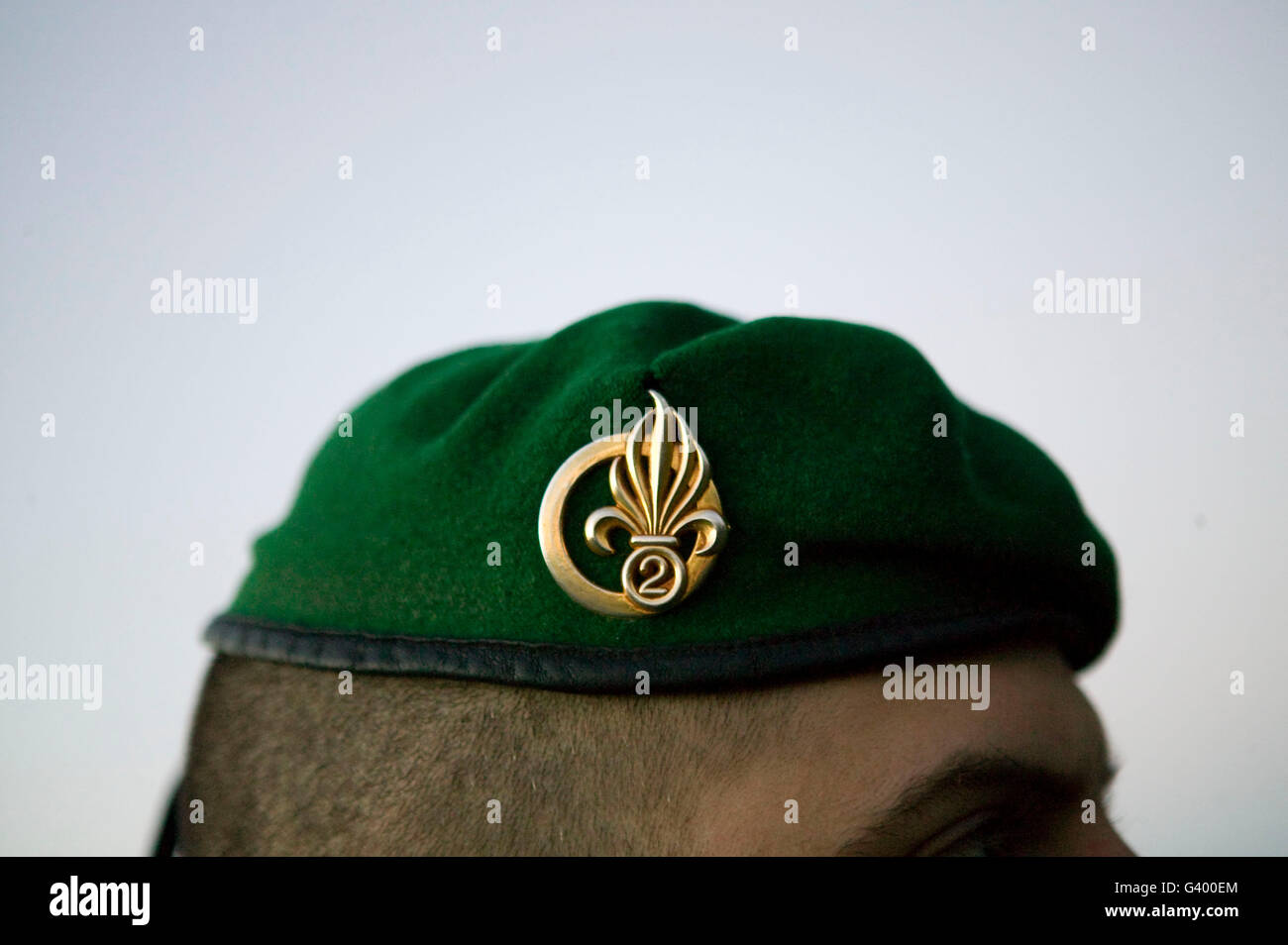 a14e11d12574f French Foreign Legion wears the corps  green beret during a full scale  multi-force