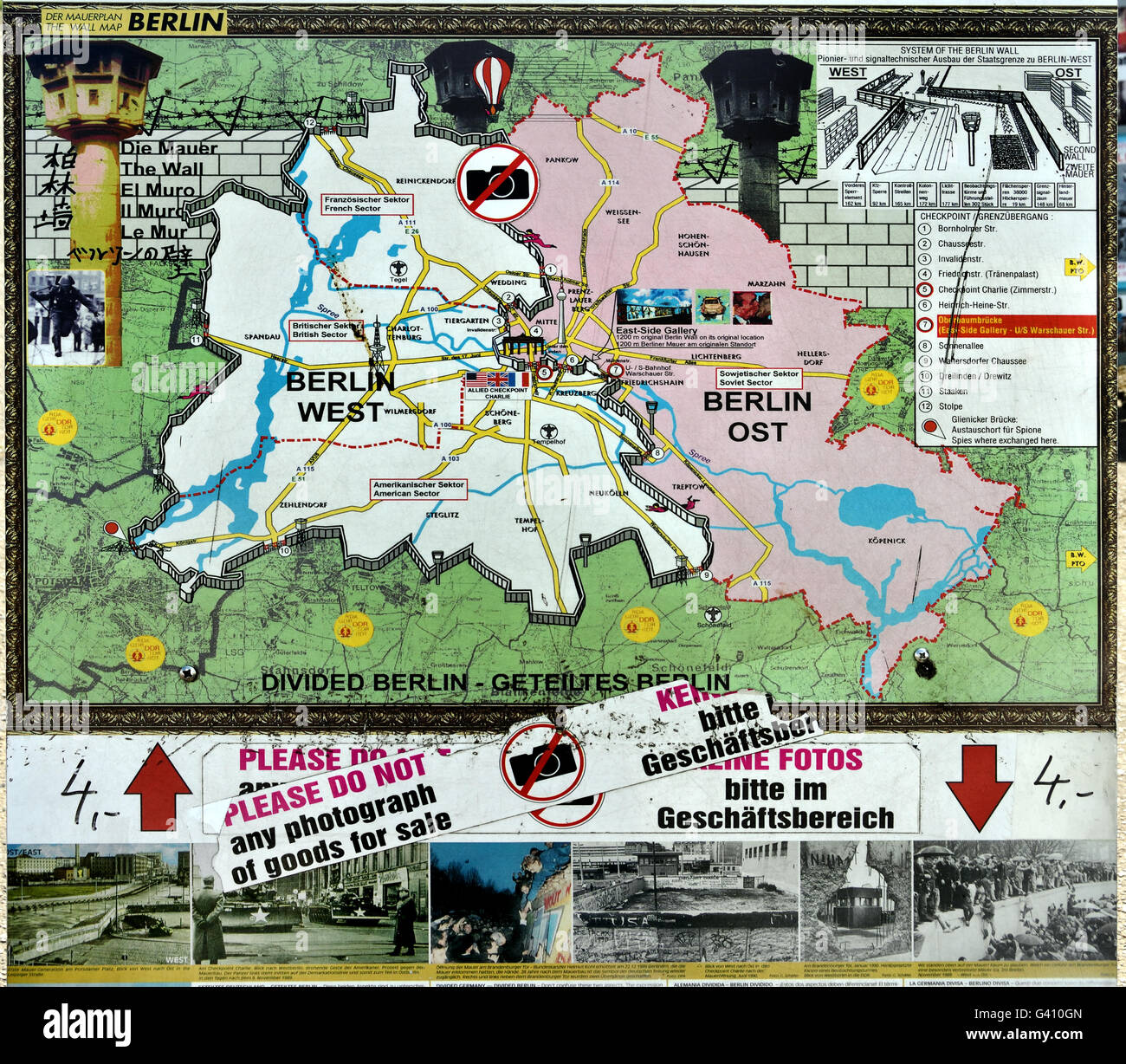 West Germany Map Stock Photos & West Germany Map Stock Images - Alamy