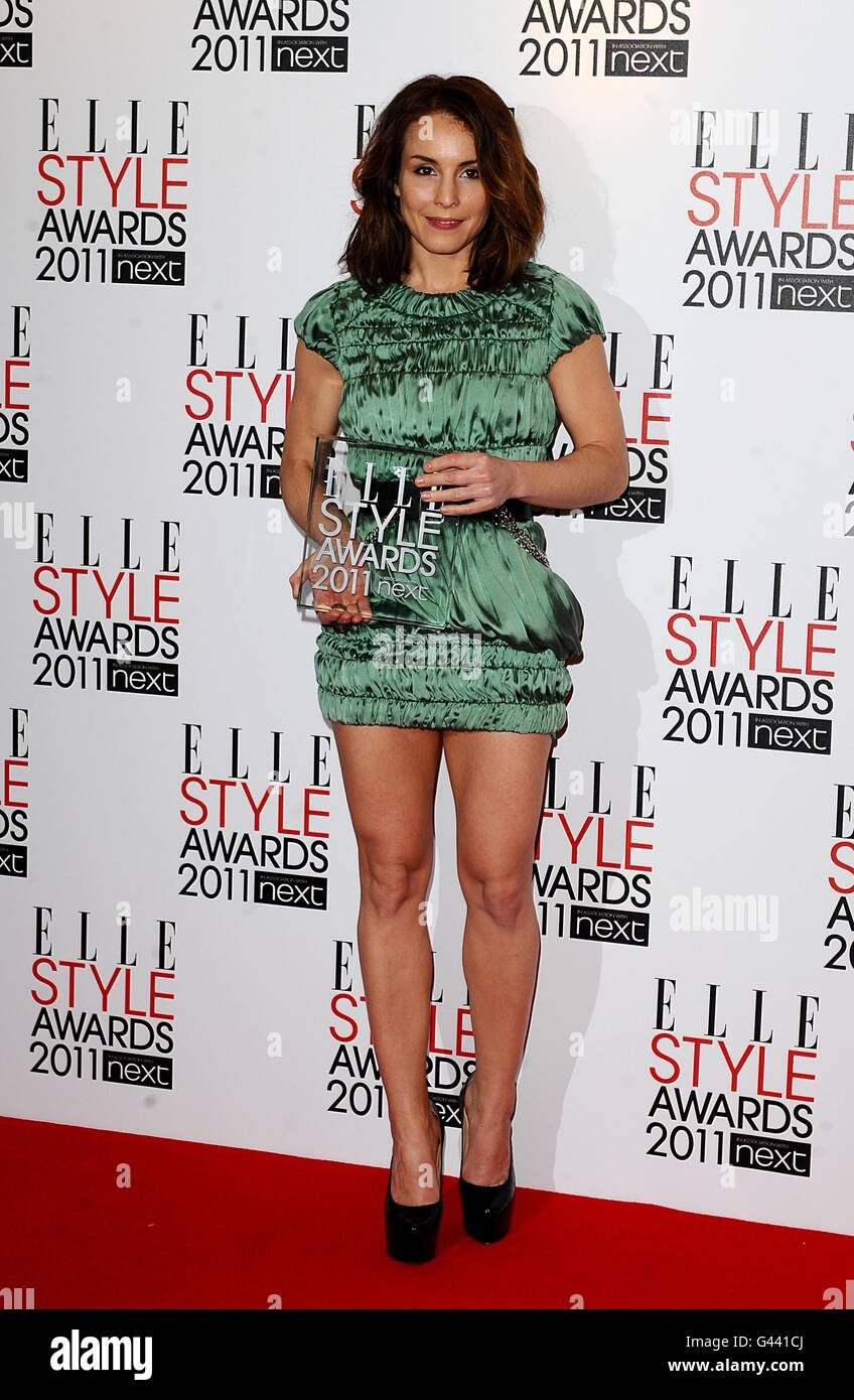 Elle Style Awards 2011 - London - Stock Image