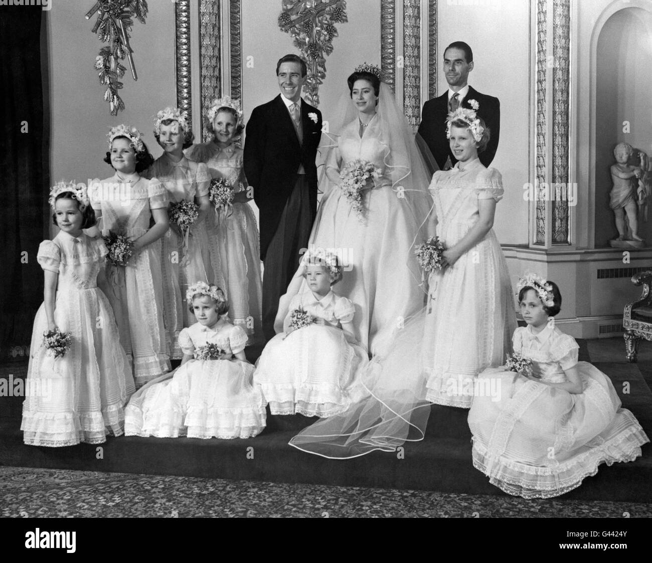 Royalty Princess Margaret And Antony Armstrong Jones Wedding