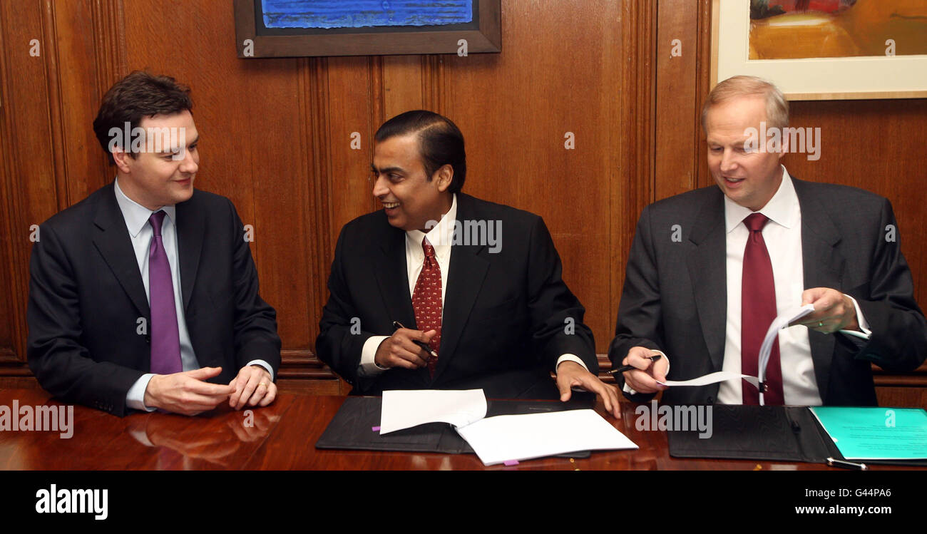 BP in deal with major Indian firm - Stock Image