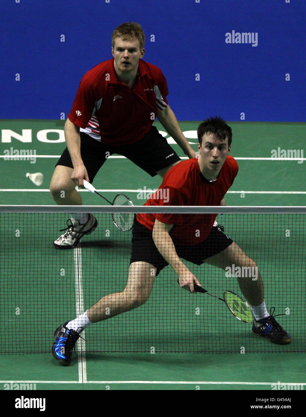 Badminton - Yonex All England Championships - Day Two - National Indoor Arena - Stock Image