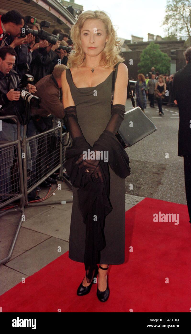 Amanda Donohoe Photos bafta amanda donohoe stock photo: 105871744 - alamy