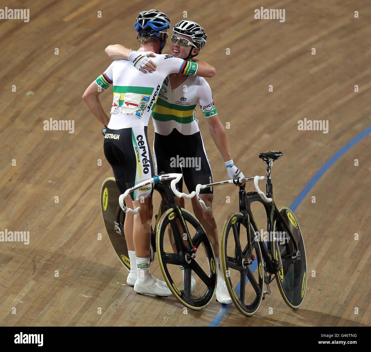 Cycling - 2011 UCI Track Cycling World Championships - Day