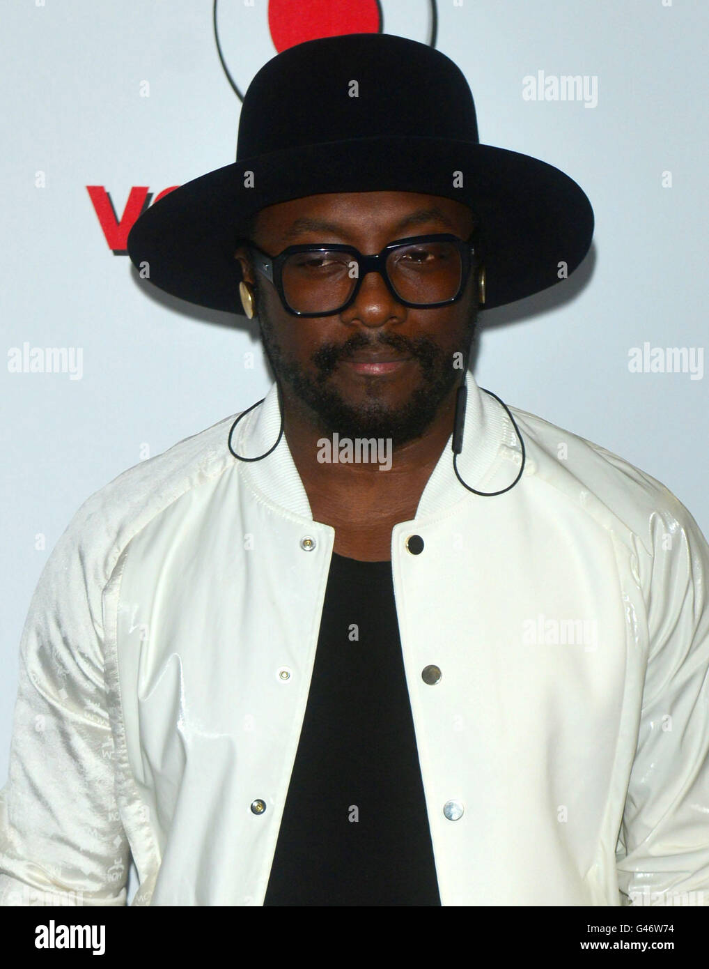 Will.I.Am  at the Capital Summertime Ball with Vodafone wembley arenia  11th june  2016 - Stock Image