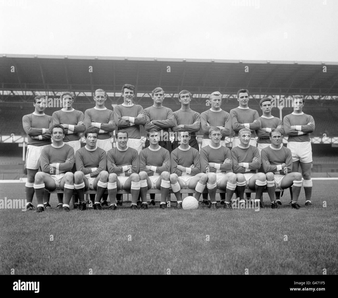 Soccer - Football League Division One - Everton Photocall - Stock Image