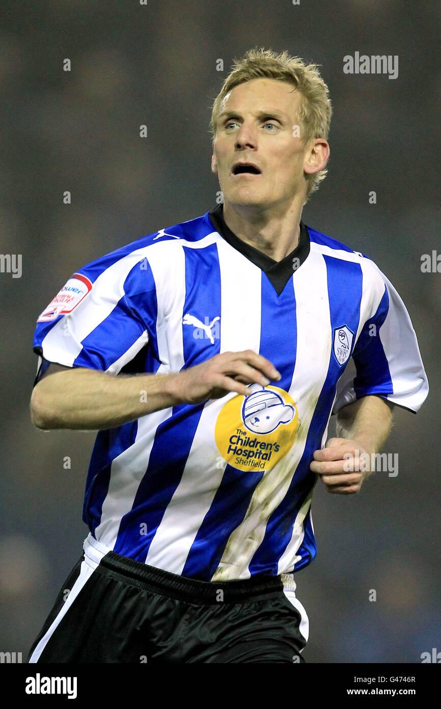 Soccer - npower Football League One - Sheffield Wednesday v Peterborough United - Hillsborough - Stock Image